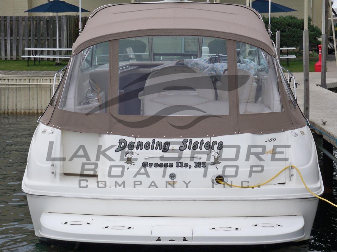 Tops & Enclosures - Lake Shore Boat Top Company, Inc