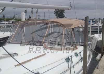 Sail Boat Dodger (5 Windows)-