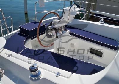 Sailboat Cockpit Cushions