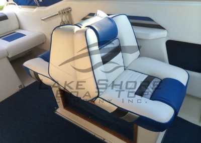 Best Boat Covers >> Seats & Upholstery - Lake Shore Boat Top Company, Inc.