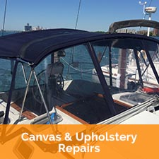 Canvas & Upholstery Repairs