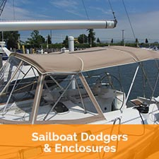 Sailboat Dodgers & Enclosures