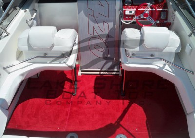 42' Fountain - Cockpit Carpet