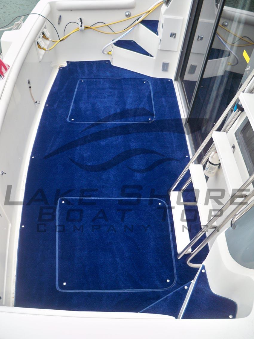 Marine Carpet Lake Shore Boat Top Company Inc