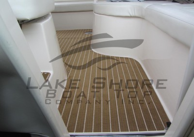 Marine Teak - Cockpit Snap-In Carpet
