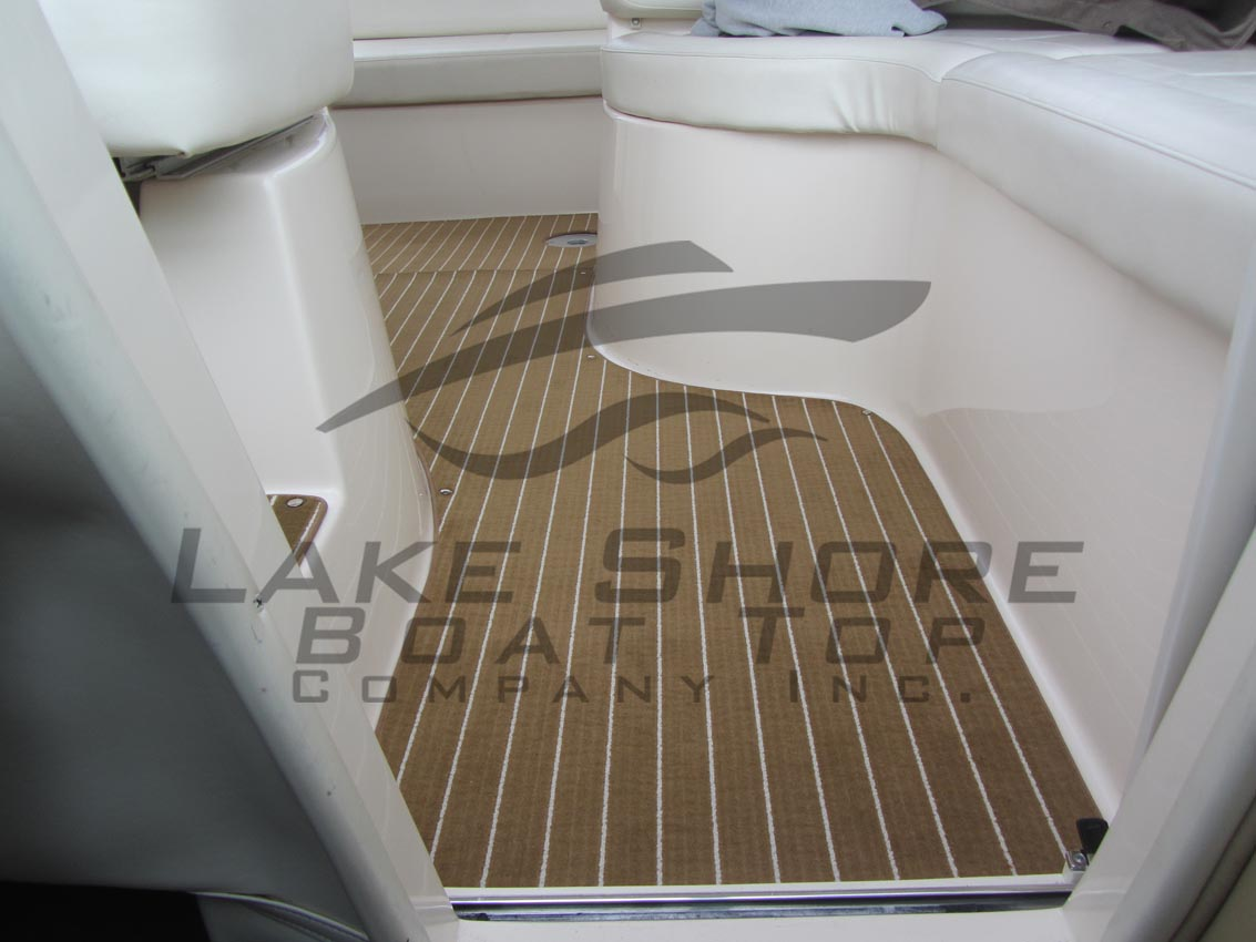 Marine Carpet Lake Shore Boat Top Company Inc