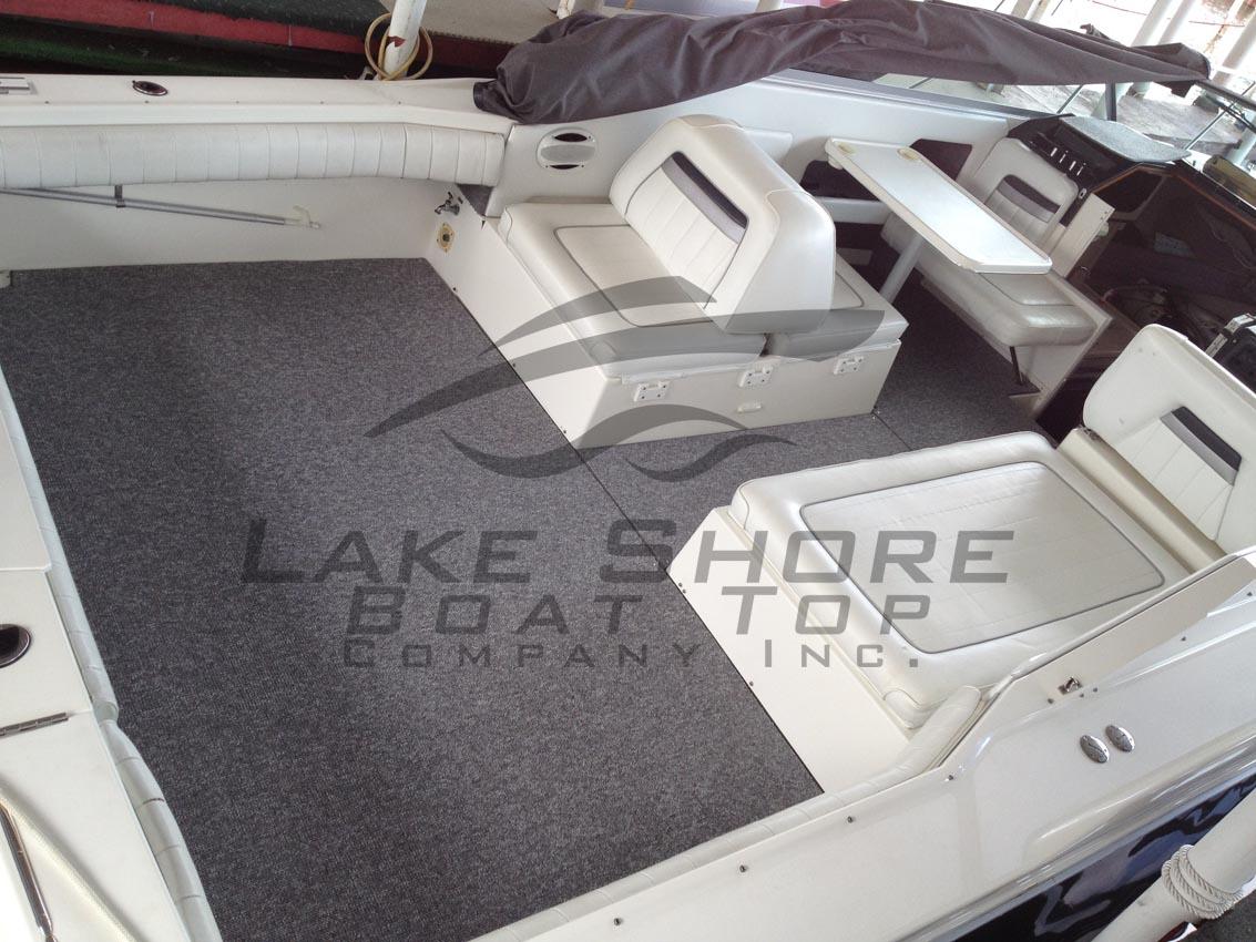 Grey marine carpet floor matttroy - Aggressor exterior marine carpet ...
